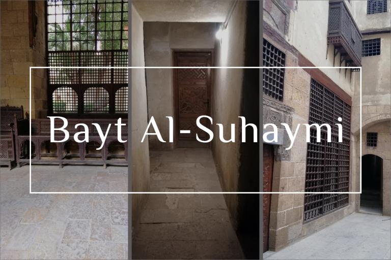 Bayt Al Suhaymi in Old Cairo