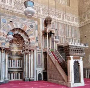 Sultan Hassan Mosque And Madrassa; A Beautiful Place With A Mystery